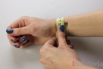Jak zmierzyć długość bransoletki