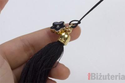 jak zacisnac petle z podwojnego sznurka